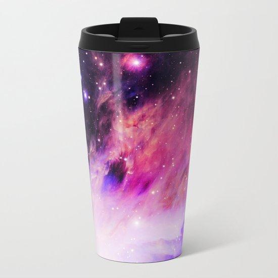 NebulA. Metal Travel Mug