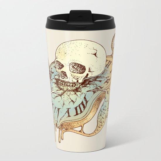 In Time Metal Travel Mug