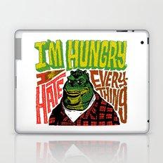 Hungry Earl Laptop & iPad Skin