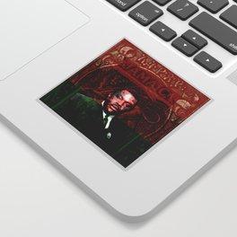 Marcus Garvey Black Nationalist Design Merchandise Sticker