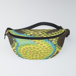 A Perfect Eight Hourglass Figure Fanny Pack