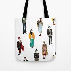 Japanese Street Snap Tote Bag
