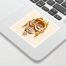 PNG AFIRE Sticker