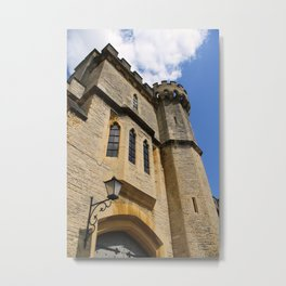 The Barracks - Study I  Metal Print