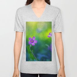 Springtime Unisex V-Neck