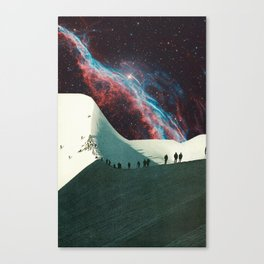 'Cosmological Expedition'  Canvas Print