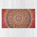 Ancient Recollections Mandala by corrinamarie