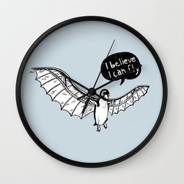 Da Vinci Penguin Wall Clock