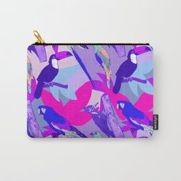 rainforest Carry-All Pouch