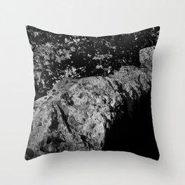 Ragged Edge Throw Pillow