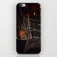 buffalo iPhone & iPod Skins featuring Buffalo by Marcus Meisler