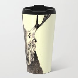 Life and Death piece 2 Travel Mug