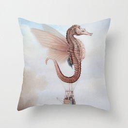 From Afar Throw Pillow