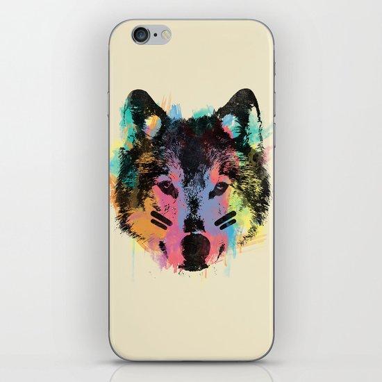 Wolf Child iPhone & iPod Skin