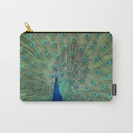 Paignton Peacock Carry-All Pouch