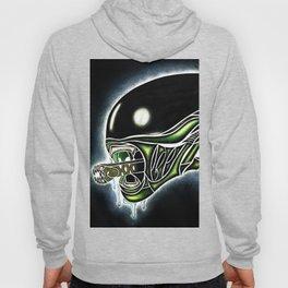 Cyber Alien Hoody
