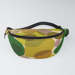 Abstraction_AVOCADO_Love_Minimalism_001 Fanny Pack