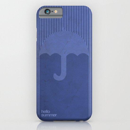 Hello Summer iPhone & iPod Case