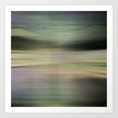 Land, Sea, & Air Art Print
