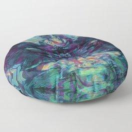 Sounds of Sunrise Floor Pillow