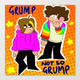 Game grumps Canvas Print