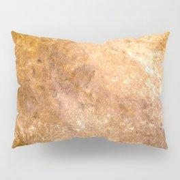 Molten Gold Pillow Sham