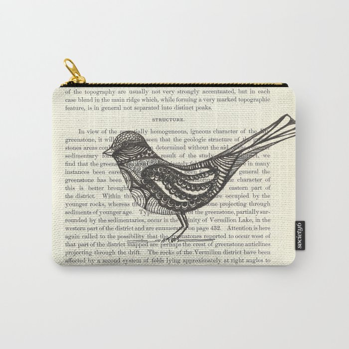 Perched Carry-All Pouch