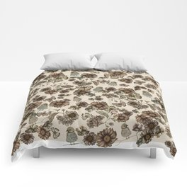Silvestre pattern Comforters