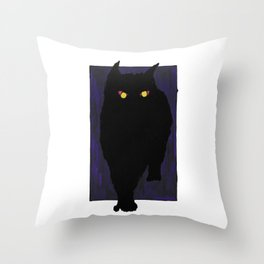 Gawked Throw Pillow