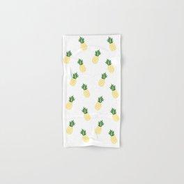 pinapple Hand & Bath Towel