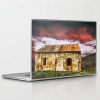 broken Laptop & iPad Skins featuring Broken by SpaceFrogDesigns