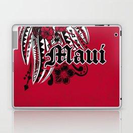 Maui Poly Tribal Distressed Laptop & iPad Skin