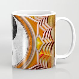 Yin Yang - Healing Of The Orange Chakra Coffee Mug
