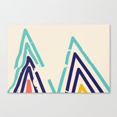 Ice Chapel — Matthew Korbel-Bowers Canvas Print