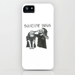 suicideboys iPhone Case