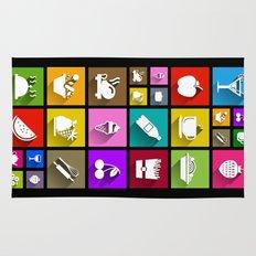 Gastro Windows 8.1 Rug