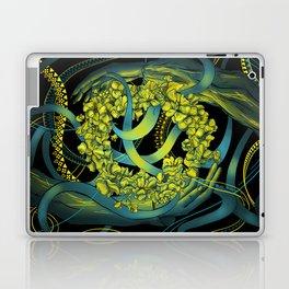 Wreath on Ivan Kupala Laptop & iPad Skin
