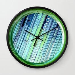 peephole Wall Clock