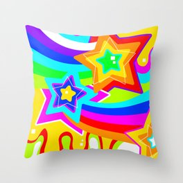 Dollightful Decora 1 Throw Pillow