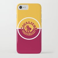 lebron iPhone & iPod Cases featuring Cavaliers All In C by DeBUM