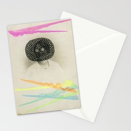 Led Contrast Stationery Cards
