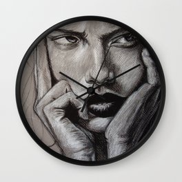 The Glutton (VIDEO in description!!) Wall Clock