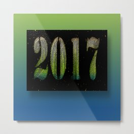 Your Year!! Metal Print