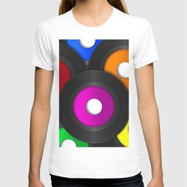 45 RPM Records T-shirt