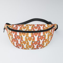 Autumn Foxes Fanny Pack