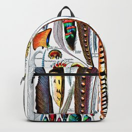 Plumes Backpack