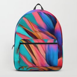 Colorful Pineapple, Ananas fruit Backpack