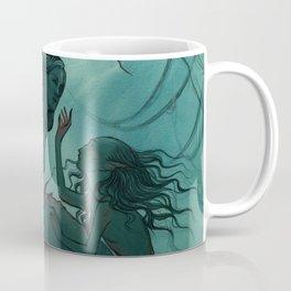 The day a mermaid found a shipwreck Coffee Mug