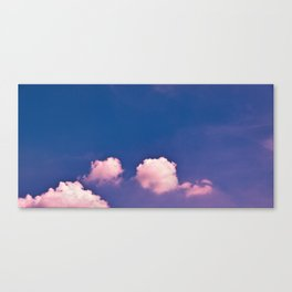 Cloud 01 Canvas Print