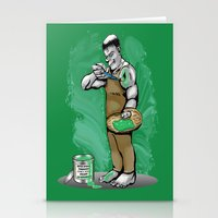 hulk Stationery Cards featuring Hulk by RebeccaMiller